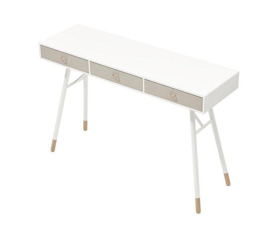 Cupertino Desk T048 de BoConcept | Mesas consola
