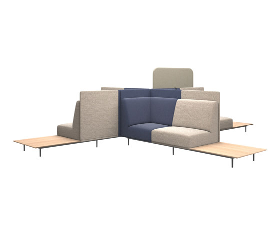 Toulouse Sofa AD00 by BoConcept | Sofas