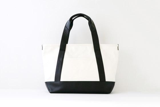 Tote Bag | M | white by Moheim | Bags