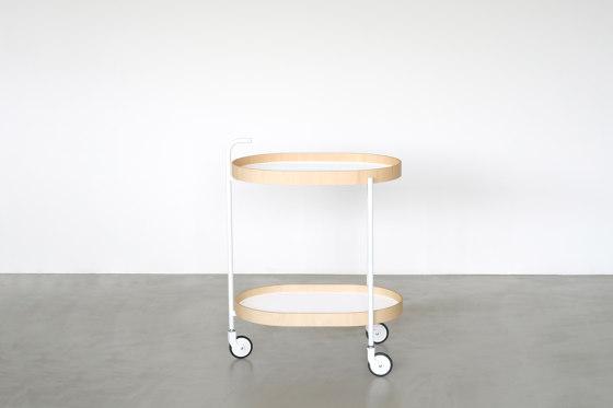 Trolley | white by Moheim | Trolleys