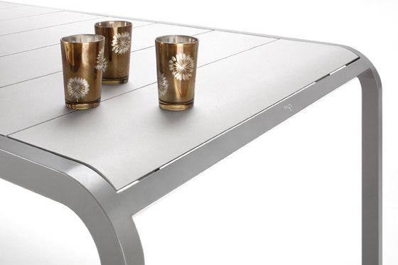 Tandem | Custom-made table width 70 di EGO Paris | Tavoli pranzo