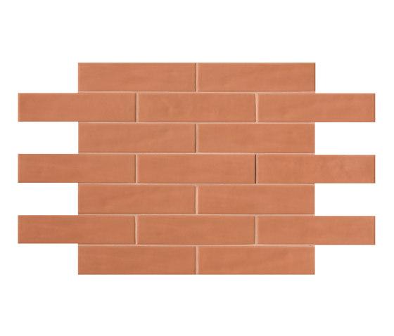Chelsea Brick Caramel by Fap Ceramiche | Ceramic tiles