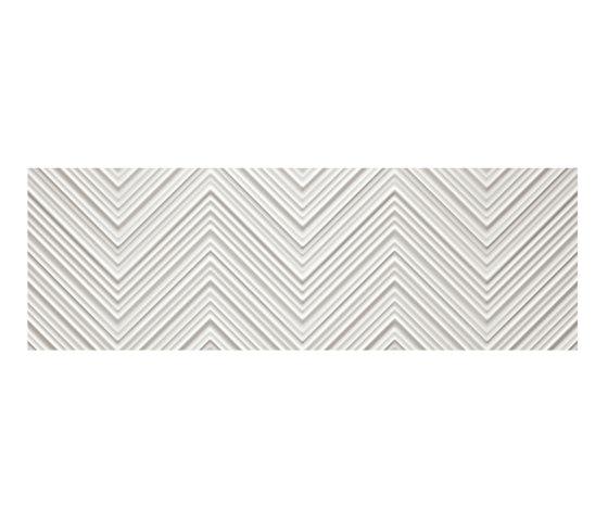 Lumina Peak White Matt by Fap Ceramiche | Ceramic tiles