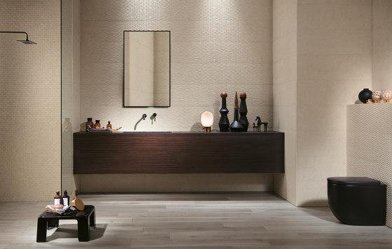 Lumina Stone Edge Beige by Fap Ceramiche | Ceramic tiles