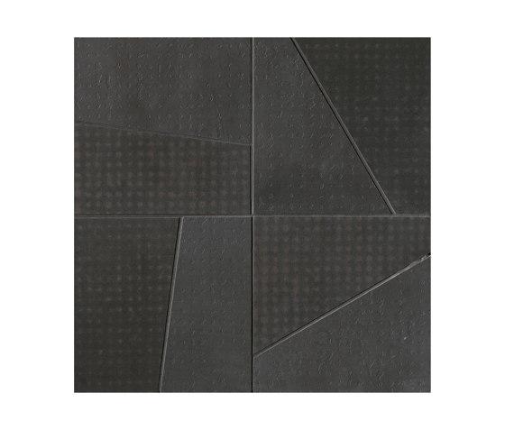 Rooy Dark Domino Mosaico von Fap Ceramiche   Keramik Mosaike
