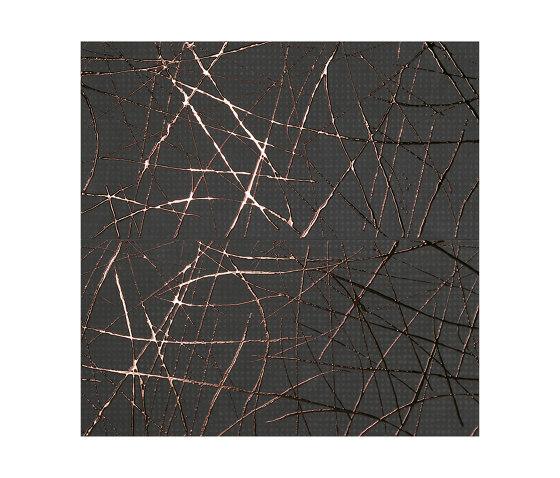 Rooy Dark Web Inserto Mix von Fap Ceramiche | Keramik Platten