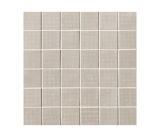 Rooy Taupe Macromosaico by Fap Ceramiche | Ceramic mosaics