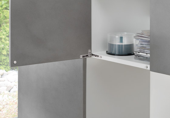 AIR by Salice | Cabinet hinges