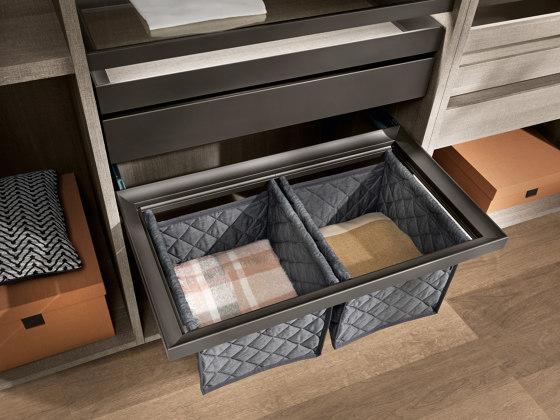 Excessories - Aufbewahren by Salice   Storage boxes