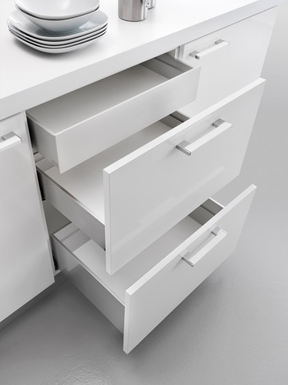 Lineabox by Salice | Kitchen cabinets