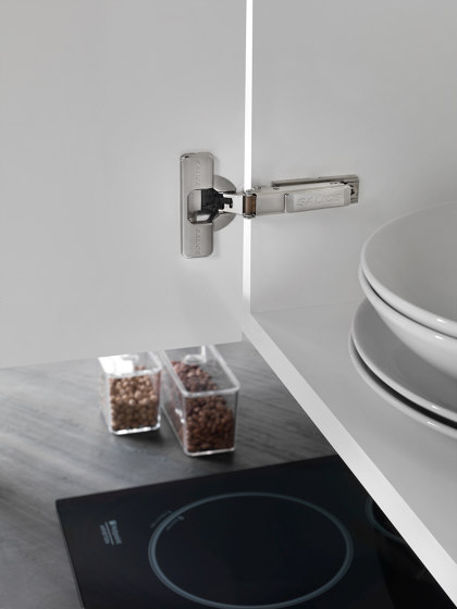 Silentia+ by Salice   Cabinet hinges