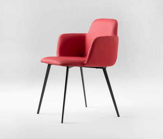 Bardot 0031 MET CB UPH by TrabÀ | Chairs