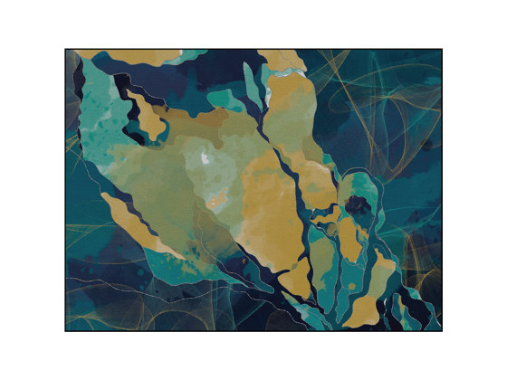 Digest Trims | DT3.07.2 | 200 x 300 cm by YO2 | Rugs