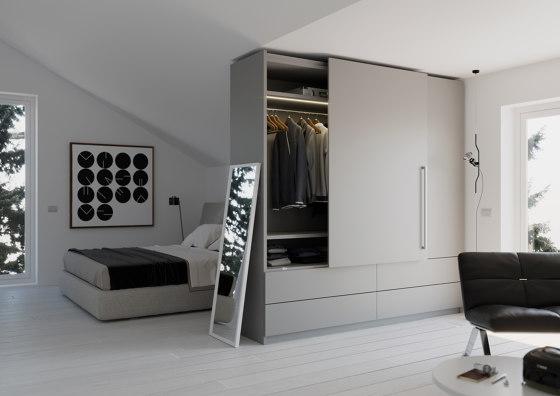 Glow by Deutsche Salice | Wardrobe doors