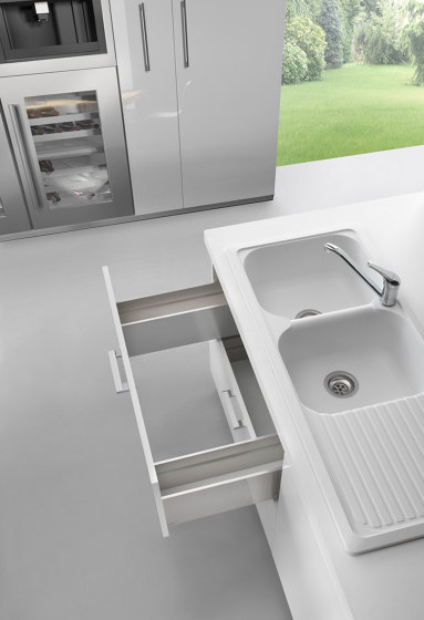 Lineabox by Salice   Kitchen cabinets
