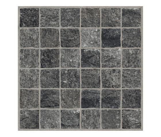 Valeria Grafite Lineare by Rondine | Ceramic tiles