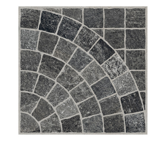 Valeria H20 Grafite Arco by Rondine | Ceramic tiles