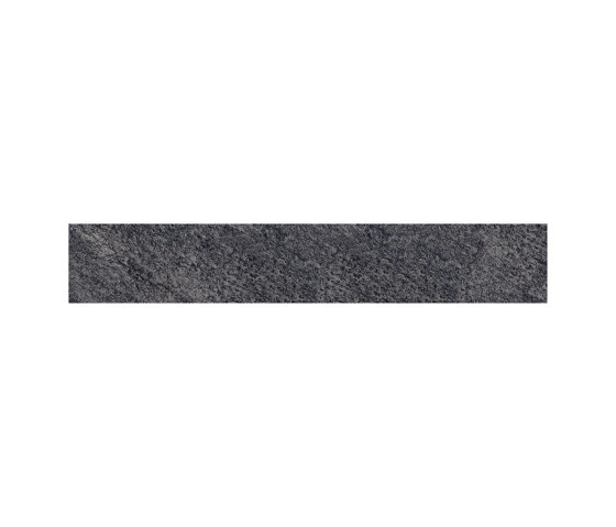 Aran Anthracite Listello by Keope   Ceramic tiles