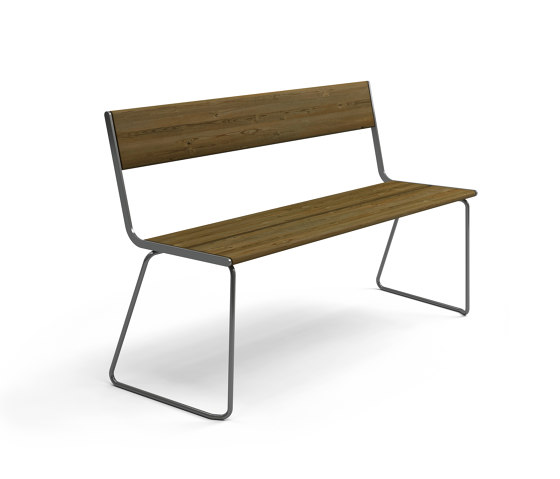 April Go bench by Vestre | Benches