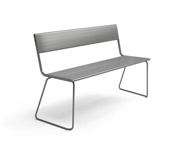 April Go bench de Vestre | Bancos