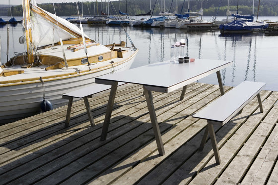 Concept 47 table | H 840 by Hans Hansen & The Hansen Family | Dining tables
