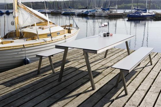 Concept 47 bench   H 841 by Hans Hansen & The Hansen Family   Benches