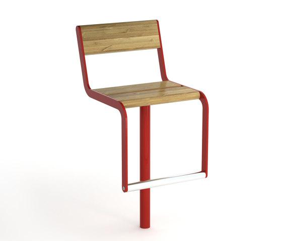 April chair by Vestre | Bar stools