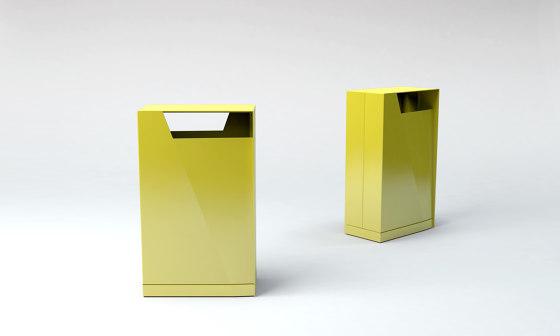 Bloc by Vestre | Waste baskets