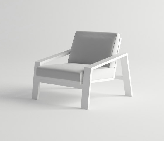 Pulvis Armchair 1-Seater by 10DEKA   Armchairs