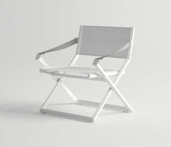 Victus Lounge Armchair di 10DEKA | Poltrone
