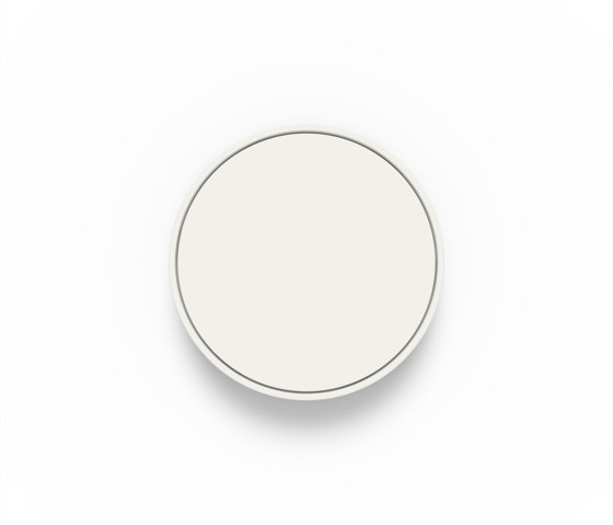 Node, white by Shade | Touchpad dimmers