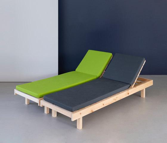 Sina by Georg Muehlmann | Sun loungers