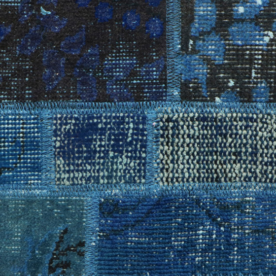MeatPacking Patchwork Azzurro by G.T.DESIGN | Rugs