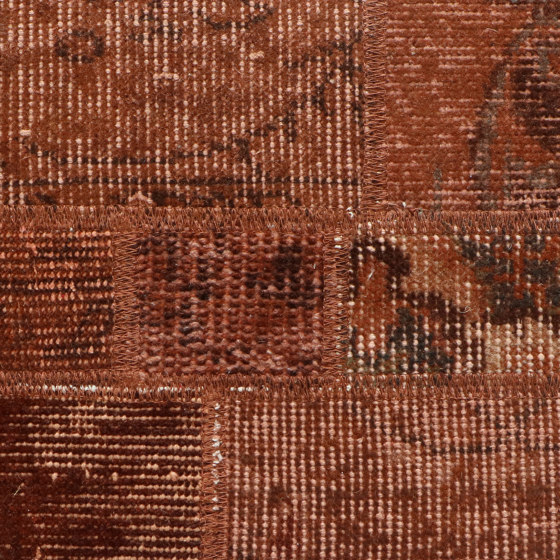 MeatPacking Patchwork Terra Rosa by G.T.Design | Rugs
