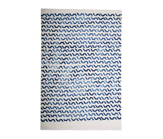 Volare Indaco by G.T.DESIGN | Rugs
