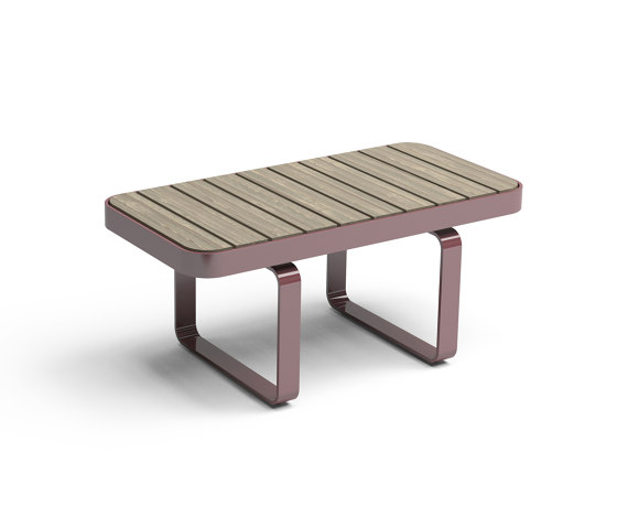 Forum bench by Vestre   Tables and benches