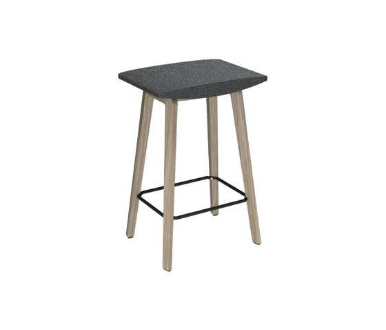 Four Stools Upholstery by Four Design | Counter stools
