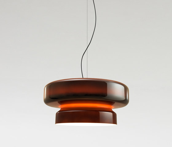 Bohemia Amber by Marset | Suspended lights