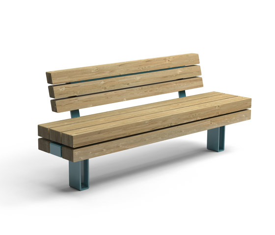 Kong bench by Vestre | Benches