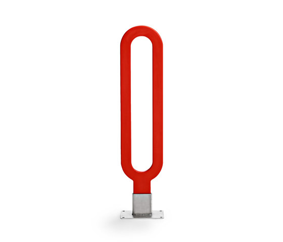 Looper bicycle rack by Vestre | Bicycle stands