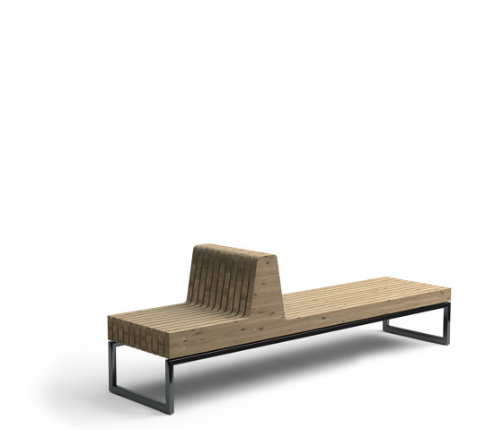 Porto bench by Vestre | Benches