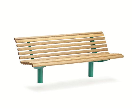 Urban bench by Vestre   Benches