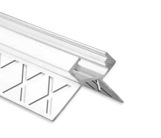 FP5 Serie | FP5 LED Fliesenprofil Außeneck 200 cm von Galaxy Profiles | Profile