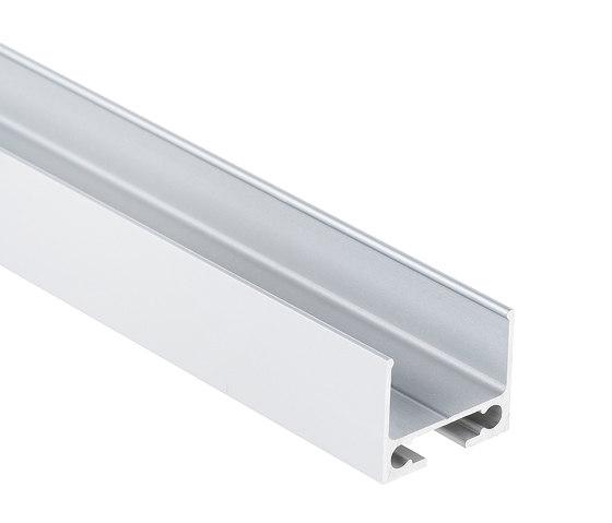 PL12 Serie | PL10 LED AUFBAU-Profil/Kabel-Universalkanal von Galaxy Profiles | Profile