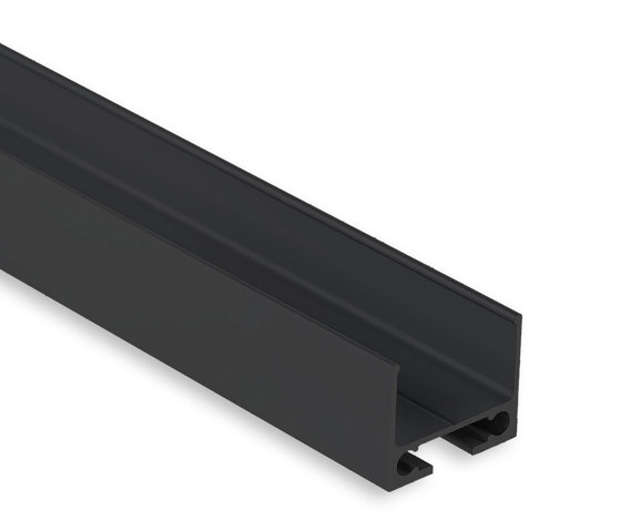 PL2 series | PL10 LED CONSTRUCTION profile / universal cable channel by Galaxy Profiles | Profiles