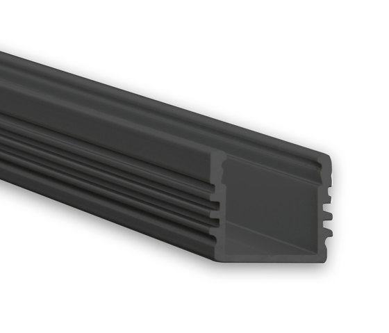 PL2 series | PL2 LED CONSTRUCTION PROFILE 200 cm, high by Galaxy Profiles | Profiles