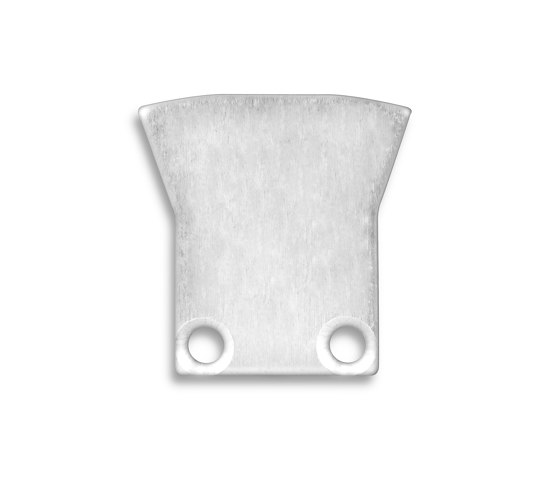 PL3 series | End cap E9 aluminium by Galaxy Profiles