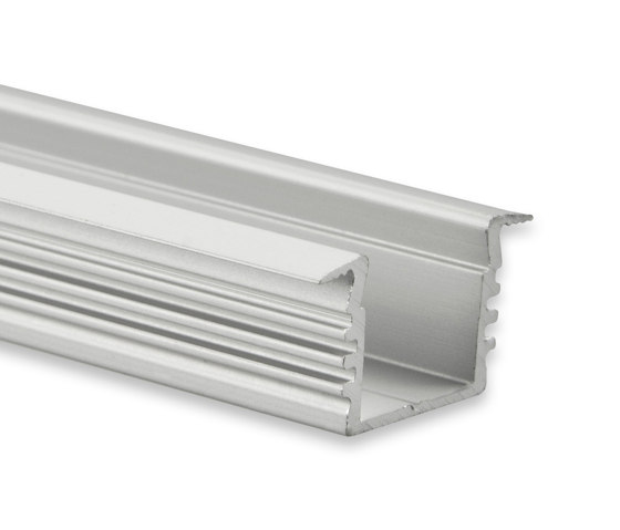 PL3 series   PL3 LED INSTALLATION profile 200 cm, high / wing by Galaxy Profiles   Profiles
