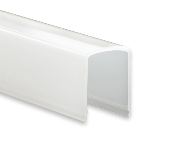 PL5 series | Cover C4 opal / satined 200 cm by Galaxy Profiles