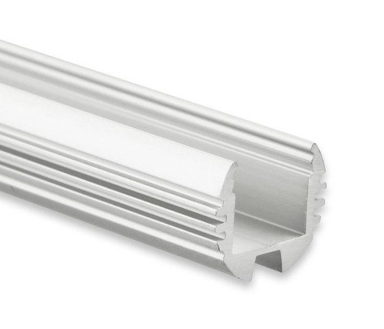 PL7 Serie | PL7 LED RUND-Profil 200 cm von Galaxy Profiles | Profile